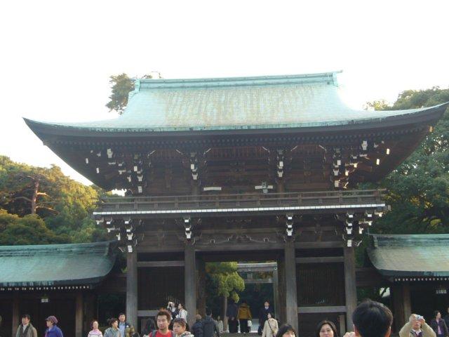 Meiju Jingu, Tokyo, Japan