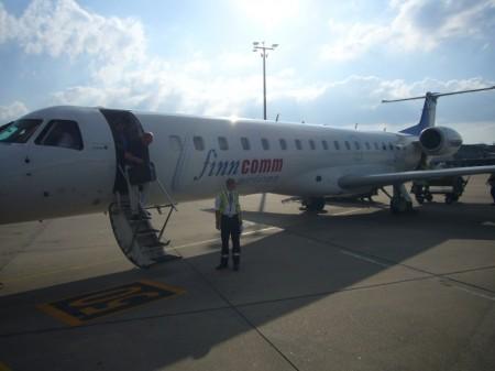 Finncomm Embraer